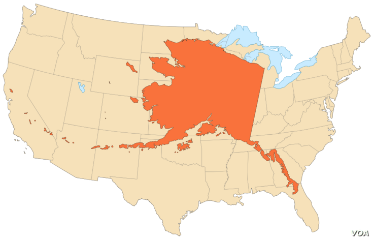 Only about 300 Alaska State Troopers cover an area larger than the U.S. state of Texas.