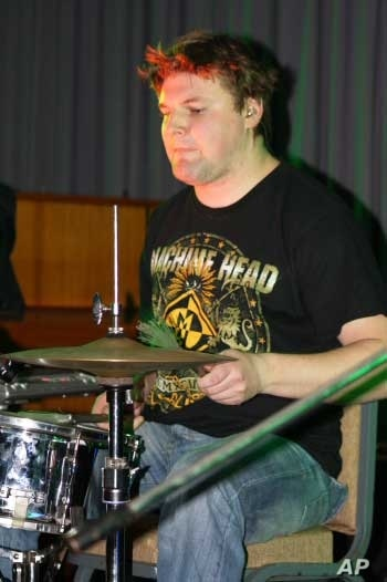 Dubber's drumbeats are the foundation of the duo's music