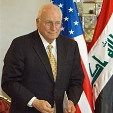 Former U.S. Vice President Dick Cheney (2008 photo)