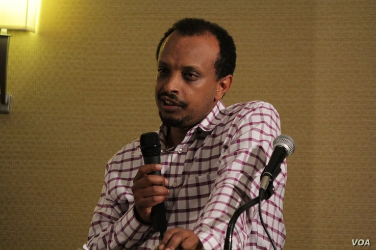 Yosef Berhe founded one of the first independent newspapers in Eritrea and said that newspapers played a vital watchdog role prior to the crackdown.