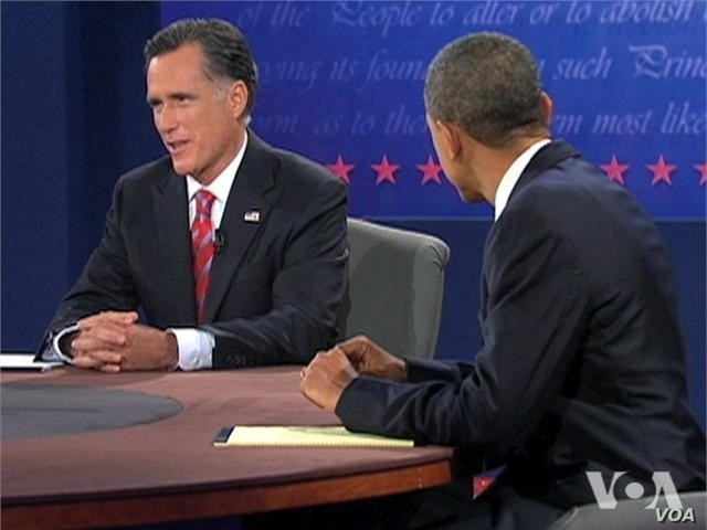 Obama on the Offensive, Romney in Broad Agreement on Foreign Policy