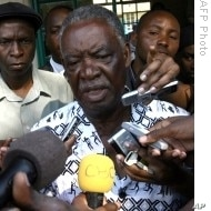 """Zambia's opposition leader Michael Sata accuses President Banda of undertaking """"excessive foreign trips"""""""