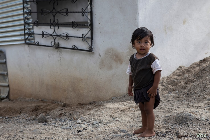 Children in Guatemala are at high risk of contracting roundworm.