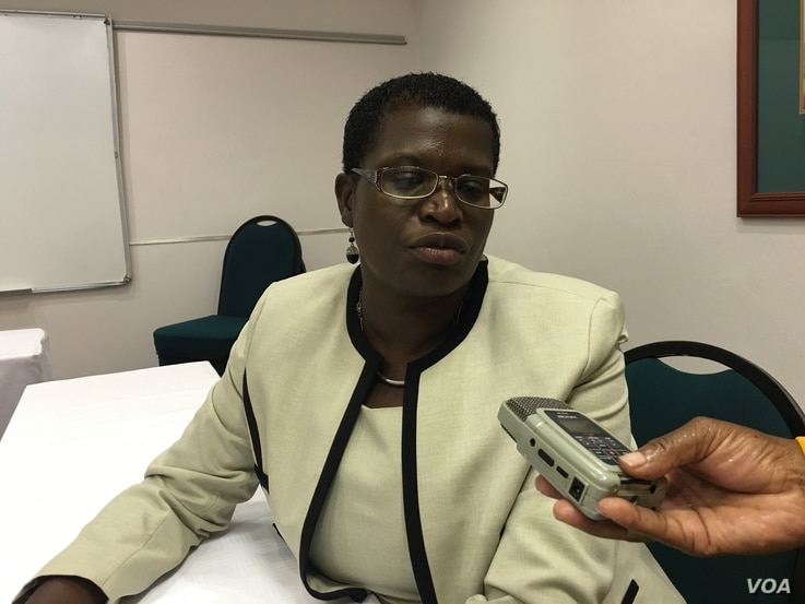 Zimbabwe's national HIV prevention coordinator, Gertrude Ncube, says the self-testing kits are convenient and discreet, and hopes that men will be encouraged by the self-testing kits system. Only 34 percent of men in Zimbabwe know their HIV status,...