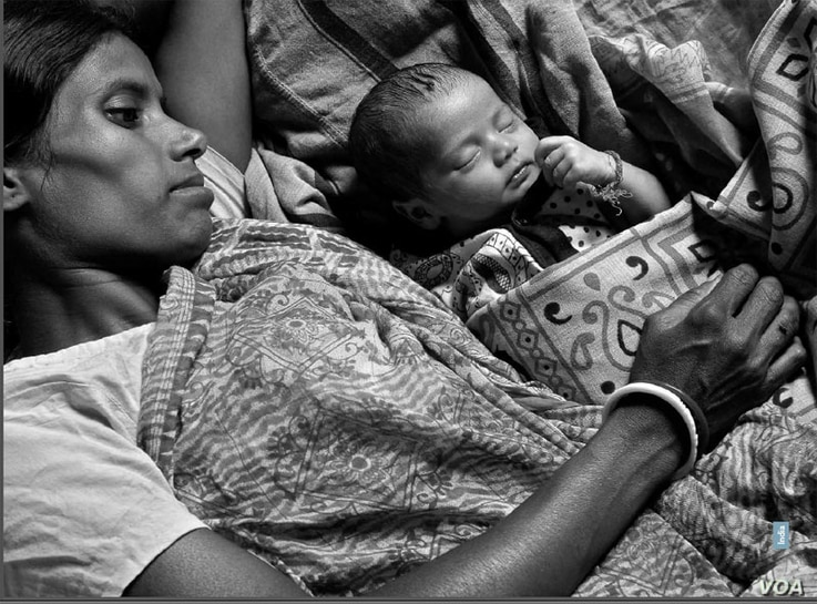Save the Children's annual report says many newborn lives can be saved with simple and inexpensive solutions. (Credit:STC)