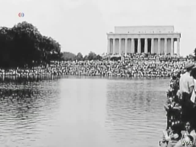 Key US Civil Rights Event Remembered