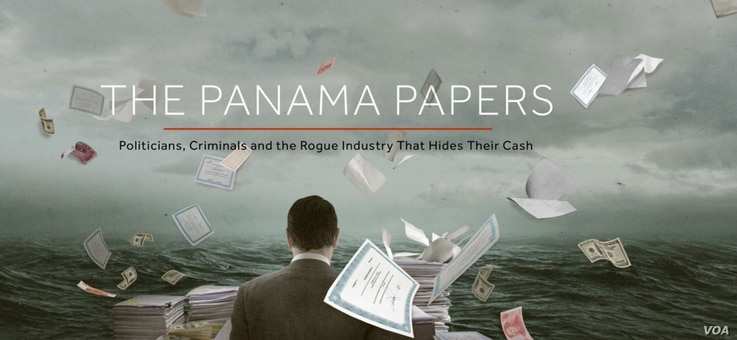 ICIJ Report: The Panama Papers