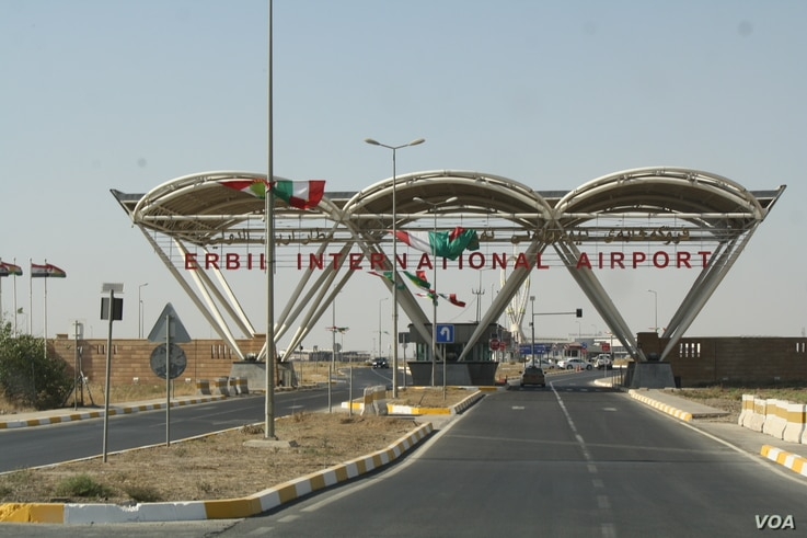 All international flights to and from the Kurdistan Region of Iraq have been canceled as of 6 p.m. local time on Sept. 29, 2017, in Irbil, Kurdistan Region of Iraq.