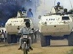 United Nations Mission (MONUC) is supporting government's efforts to ending clashes in DRC.