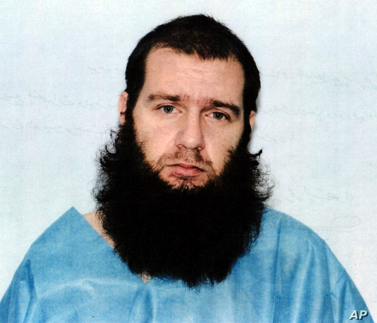 Muhanad Mahmoud Al Farekh, a U.S. Citizen originally of Houston, was convicted, Sept. 29, 2017, of participating in a failed suicide bombing in 2009 at an American military base in Afghanistan.
