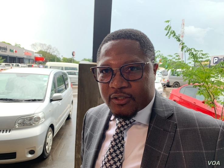 Energy Mutodi, Zimbabwe's junior information minister, says the government is doing all it can to normalize the fuel situation and to address the economy.