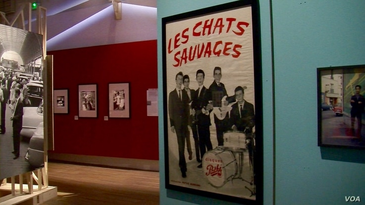 The Paris-London exhibit offers a unifying theme — music — as Europe is divided.