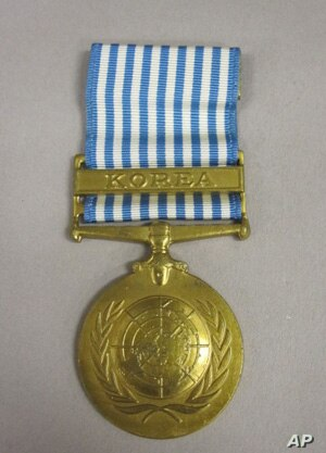 This is a medal for service in United Nations forces in the Korean War.  It's worn proudly by those who served, and perhaps disgracefully be a few who didn't.