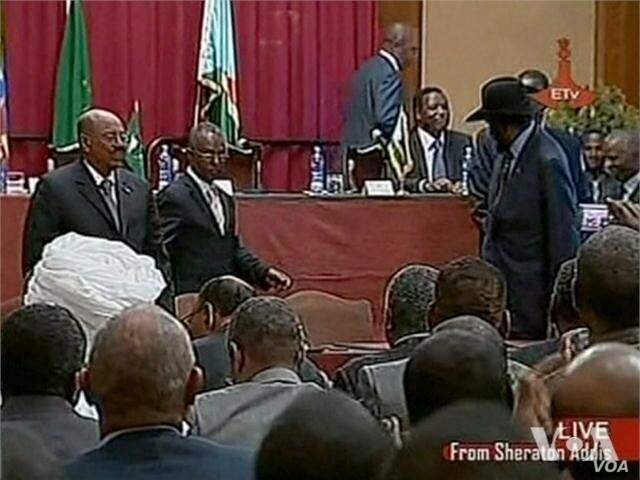 Related video of Sudan's deal