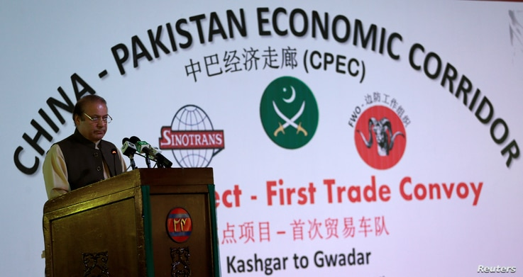 The number of Chinese visiting Pakistan has dramatically increased since the launch of the bilateral multi-billion-dollar China-Pakistan Economic Corridor (CPEC) five years ago.