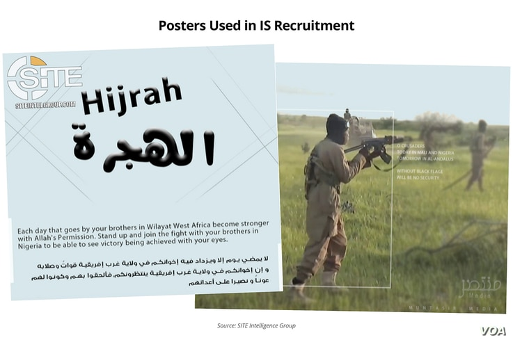 Posters Used in IS Recruitment