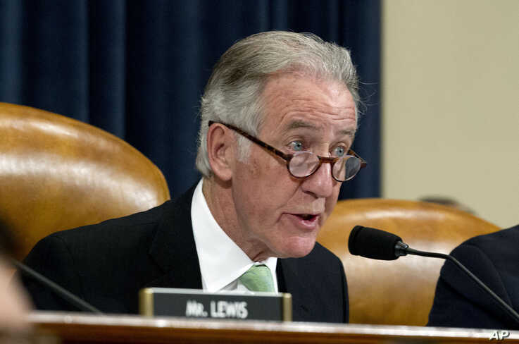 House Ways and Means Committee Chair Rep. Richard Neal, D-Mass., speaks during the House Ways and Means Committee on FY'20 budget on Capitol Hill in Washington, March 14, 2019.