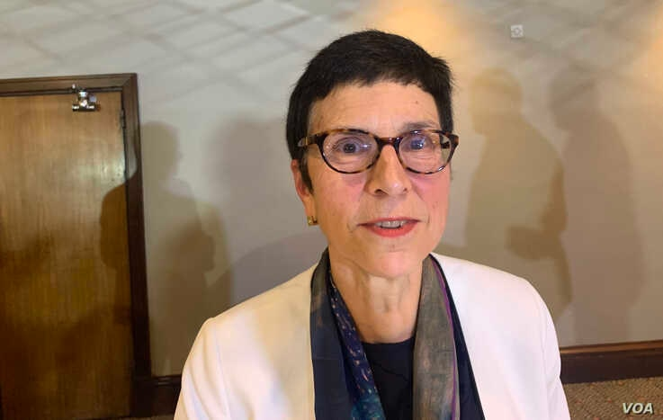 Ursula Mueller, the UN Assistant Secretary General for Humanitarian Affairs and Deputy Emergency Relief Coordinator