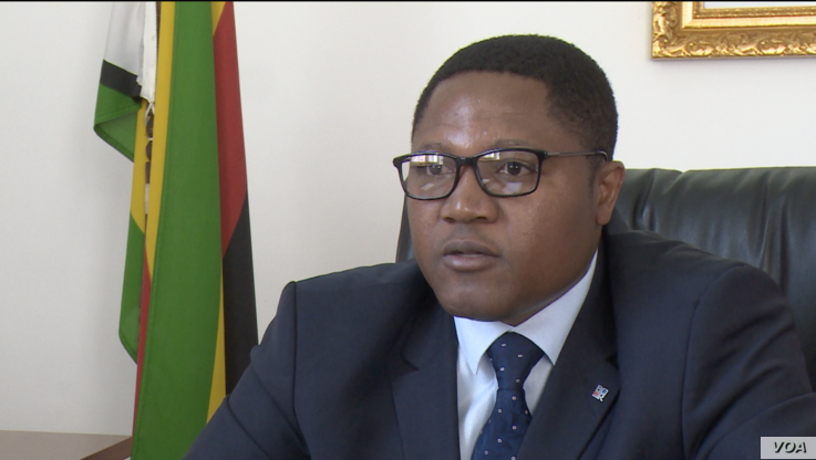 Energy Mutodi, Zimbabwe Junior Information Minister on July 23, 2019,  in Harare says the government wants citizens to be patient as the country recover from many years of economic destabilization under former president Robert Mugabe's 37 year rule which ended in November 2017.