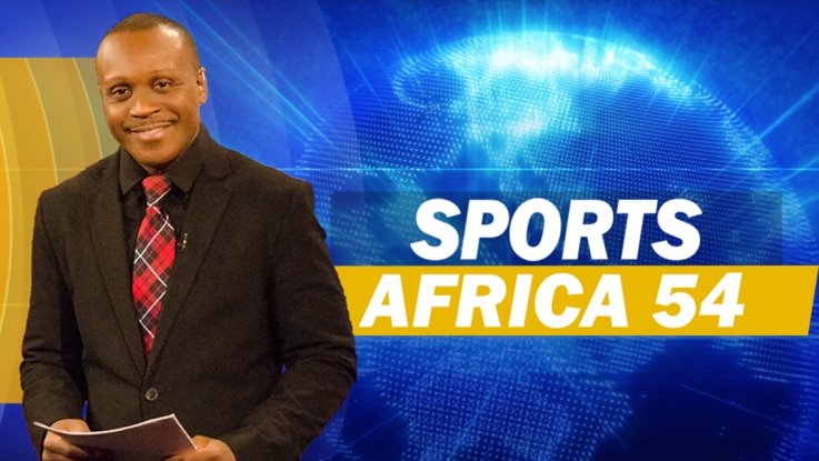 Sunday Shomari, Africa 54 Sports