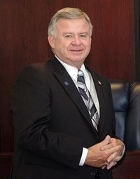 The home of Roger Claar, mayor of Bolingbrook, Illinois, was vandalized.
