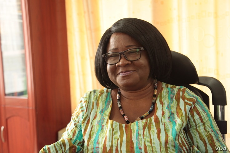 The head of the University of Ghana's Anti-Sexual Harassment Committee, Dr. Margaret Amoakohene, says the accusations are being