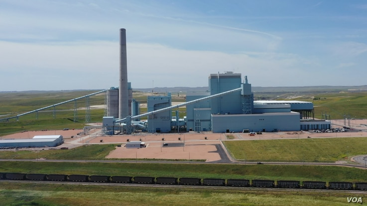 Wyoming's Integrated Test Center at the Dry Fork Station coal-fired power plant lets researchers conduct carbon capture experiments by tapping directly into the plant's exhaust stream.