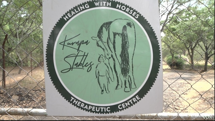 The Healing with Horses Therapeutic Centre logo.