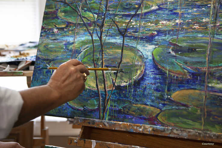 Magical Realism Painter