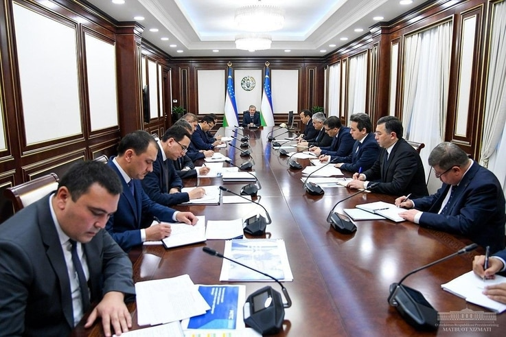 President Mirziyoyev's team now includes several foreign-educated and experienced Uzbeks, including ministers and deputies.