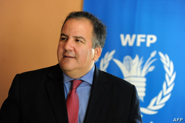 United Nations World Food Programme (WFP) director for latin American and the Caribbean, Peruvian Miguel Barreto, answers…