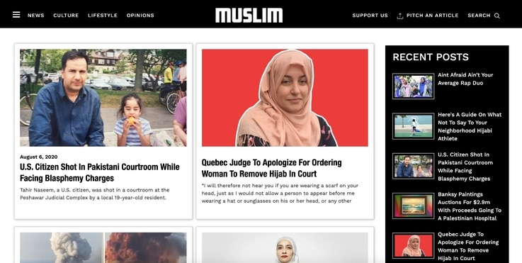 Muslim.co is a new digital publication for Gen Z Muslims within the ummah — a community of Muslims brought together regardless of race, gender, sect or practice of their faith.