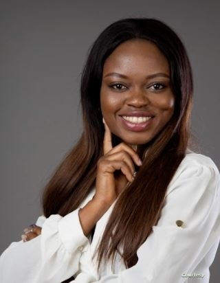 Oluwaseun Ayodeji Osowobi, founder of Stand to End Rape nonprofit organization in Lagos, Nigeria, smiles in a head shot.