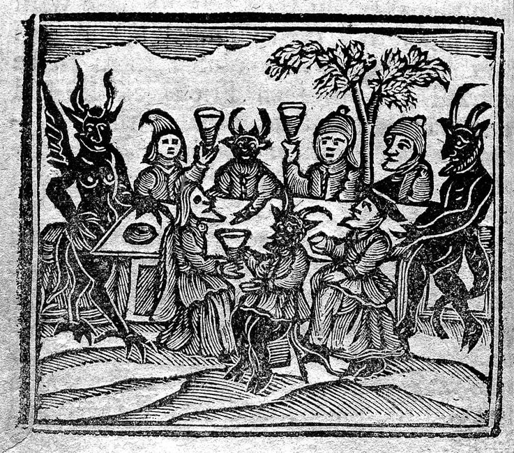 The History of Witches and Wizards, 1720