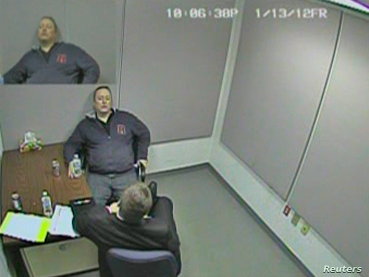 Naval intelligence officer Jeffrey Delisle is shown in this still image taken from video of the Royal Canadian Mounted Police…