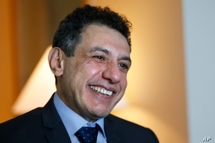 Nizar Zakka a Lebanese citizen and permanent U.S. resident who was released in Tehran after nearly four years in jail on…