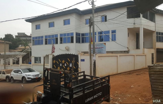The Timely Performance Care Center is seen in Yaounde. Only 21 of 130 autistic children expected at the center have reported for school for 2021. (Moki Edwin Kindzeka/VOA)
