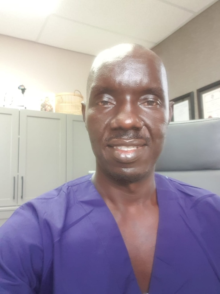 Former South Sudan Refugee Acclaimed for Saving COVID-19 Patients in South Africa
