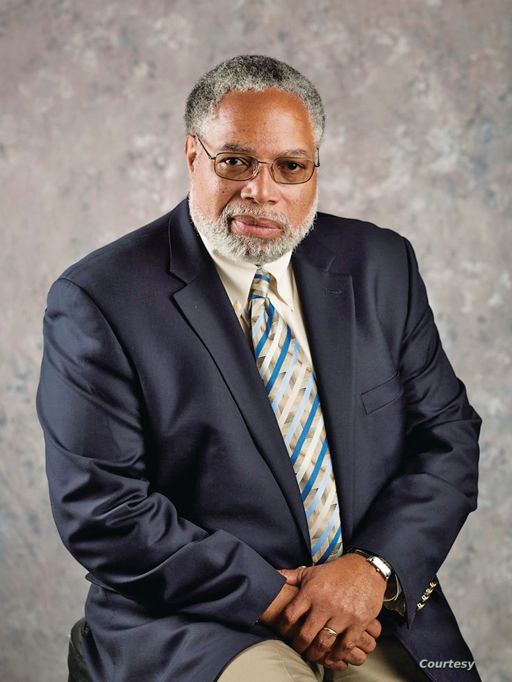 Lonnie G. Bunch III, Secretary of the Smithsonian. (Michael Barnes/Smithsonian Institution Archives)