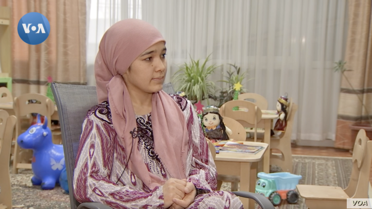 Yulduz, 31, returned to Uzbekistan with eight chilren. Her first husband, she believes is in prison in Russia, while the second one considered dead in Syria. .png