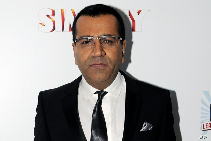 FILE - This Jan. 22, 2013, photo shows Martin Bashir at the EA SimCity Learn. Build. Create. Inauguration After-Party, in Washington, D.C.