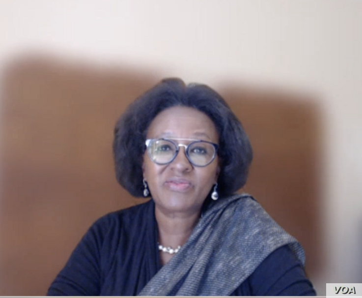 Mukami Kariuki, the head of World Bank in Zimbabwe, says the country's economy could recover faster depending on how the coronavirus pandemic and regional economy perform. (Photo courtesy of World Bank)