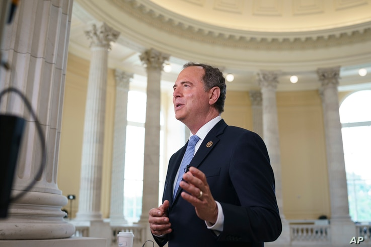 House Intelligence Committee Chairman Adam Schiff, D-Calif., a key member of the House select committee on the Jan. 6 attack,...