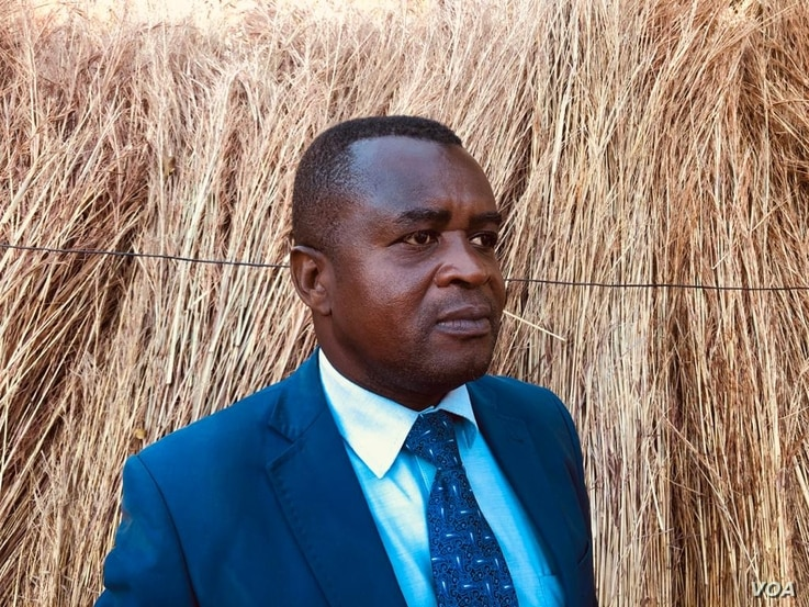 Clement Mukwasi, a spokesman for Shearwater, one of the tourism operators in Victoria Falls, says he hopes there will be some credit lines extended to the tourism industry for it to recover. (Columbus Mavhunga/VOA)