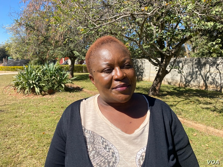 Amkela Sidange, an official with Zimbabwe's Environmental Management Agency, says an environmental impact assessment (EIA) report addressed and cleared all public concerns about the coal mining project by Beifa Investments. (ColumbusMavhunga/VOA)