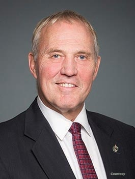 Bill Blair, Canadian Minister of Public Safety Courtesy: Government of Canada.