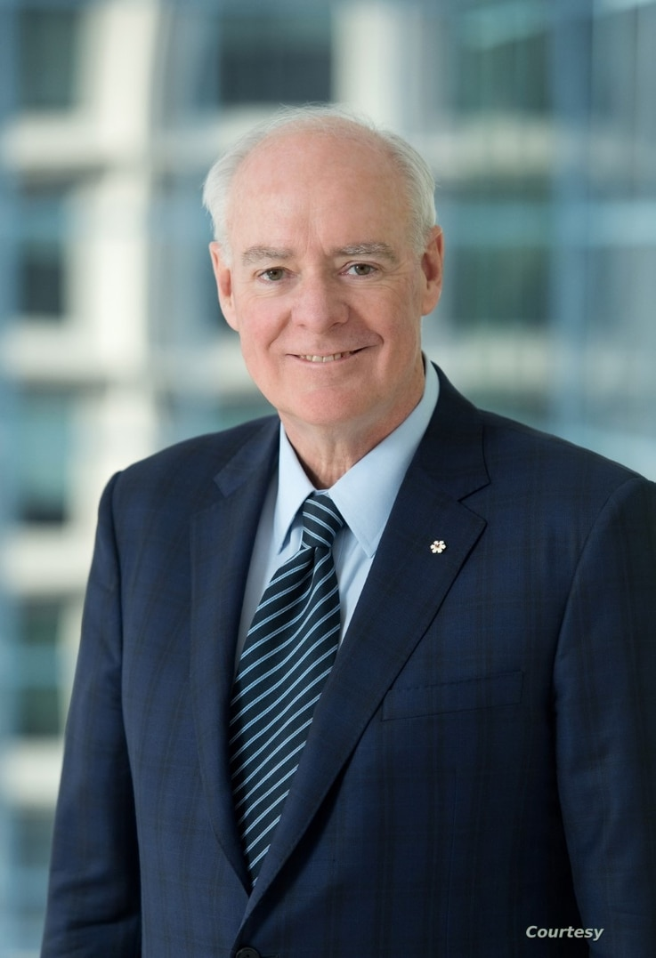 Perrin Beatty, the President and CEO of The Canadian Chamber of Commerce
