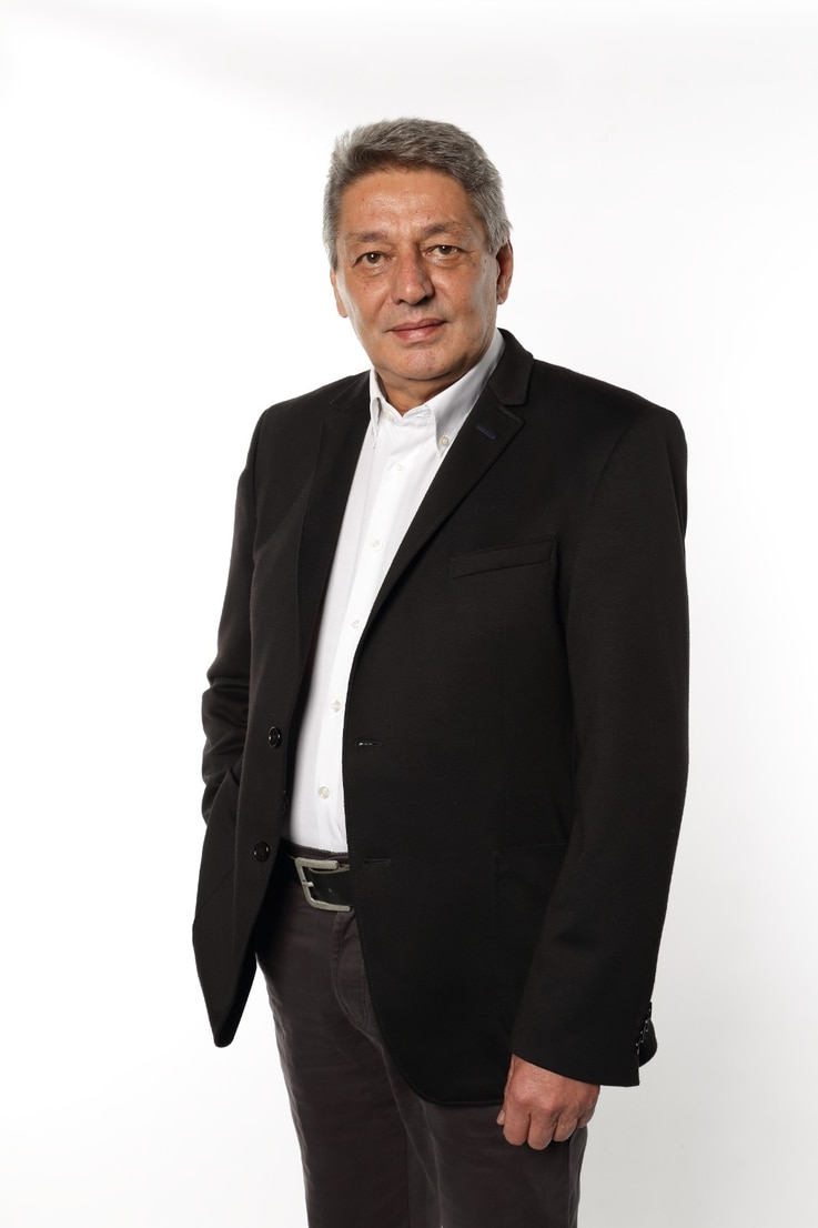 Celal Baslangic, founder of Turkish news network Arti TV, moved to Germany in 2017 to avoid persecution.