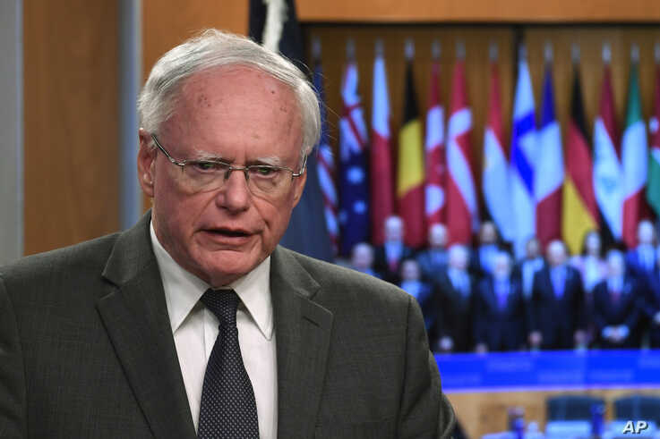 James Jeffrey, special representative for Syria Engagement and special envoy to the Global Coalition to Defeat Islamic State,…