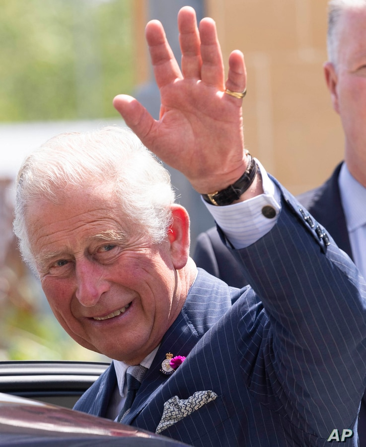 Photo by: KGC-178/STAR MAX/IPx 2020 3/25/20 Prince Charles tests positive for Coronavirus. STAR MMAX File Photo: 7/12/19 Prince…